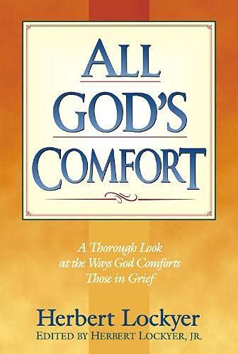 9781565636026: All God's Comfort