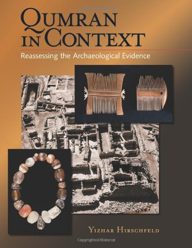 9781565636125: Qumran In Context: Reassessing The Archaeological Evidence