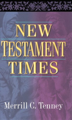 9781565636576: New Testament Times