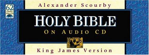 9781565637597: Alexander Scourby Holy Bible-KJV