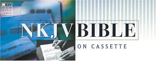 Johnston New King James Version Complete Bible: Black Nylon Case: Johnston, Stephen -- (Read by)
