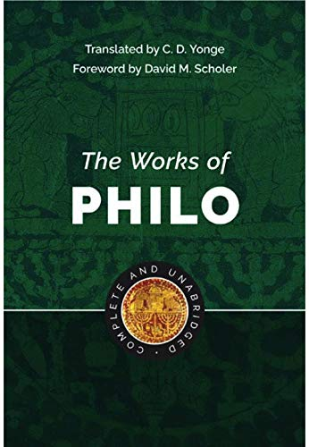 9781565638099: The Works of Philo