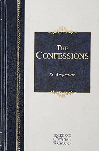 9781565638112: The Confessions (Hendrickson Christian Classics)