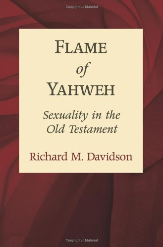9781565638471: Flame of Yahweh: Sexuality in the Old Testament