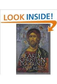 Early Christian doctrines: J. N. D
