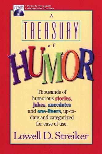 9781565639140: A Treasury of Humor