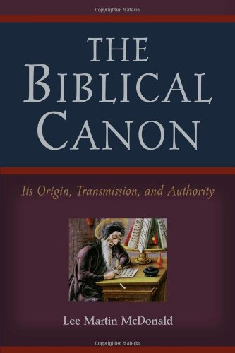 9781565639256: The Biblical Canon: Its Origin, Transmission, And Authority