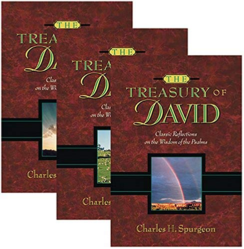 9781565639454: The Treasury of David (3 Volume Set)