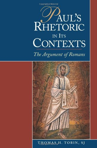 9781565639461: Paul's Rhetoric In Its Contexts: The Argument Of Romans