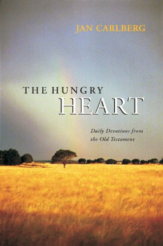 Hungry Heart: Daily Devotions from the Old Testament: Jan Carlberg