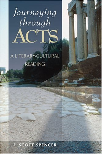 9781565639904: Journeying Through Acts: A Literary-Cultural Reading