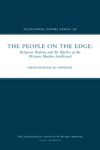 9781565643574: The People On The Edge: Religious Reform and the Burden of the Western Muslim Intellectual (Occasional Paper)