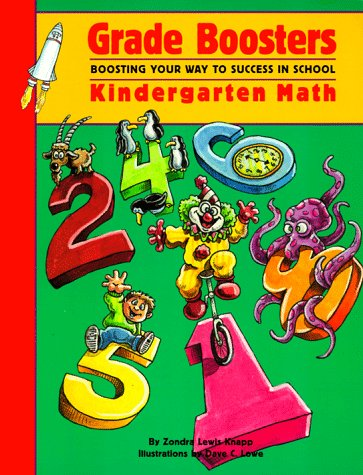 Grade Boosters: Kindergarten Math: Zondra Lewis Knapp;