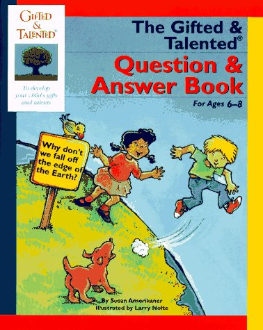 9781565653511: The Gifted & Talented Question & Answer Book (Gifted & Talented Series)