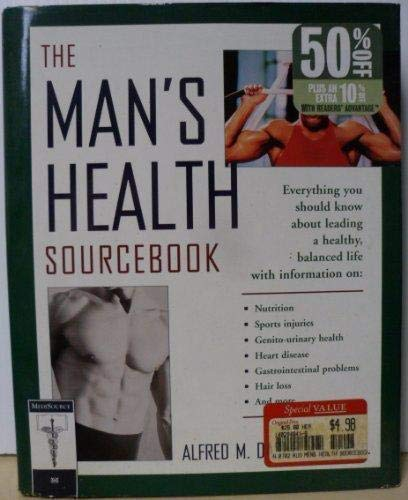 The Man's Health Sourcebook: Dashe, Alfred M.