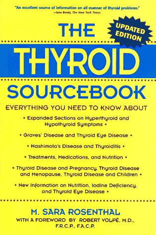 9781565654822: The Thyroid Sourcebook: Everything You Need to Know