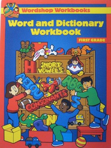 Word and Dictionary Workbook: First Grade (Wordshop Workbooks): Furlong, Kaye
