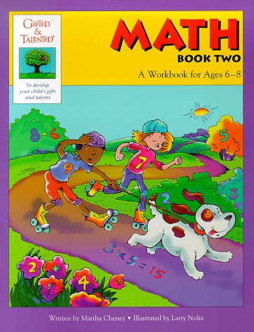 Math, Book Two (Gifted & Talented): Cheney, Martha