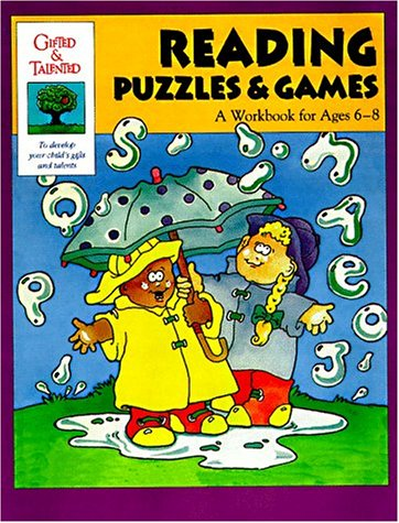 Reading Puzzles & Games (Gifted & Talented): Martha Cheney