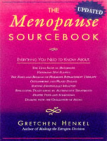 9781565658707: The Menopause Sourcebook