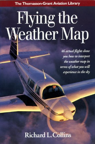 Flying Weather Map.9781565660038 Flying The Weather Map Thomasson Grant Aviation