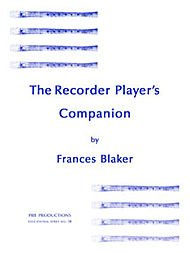 9781565712645: The Recorder Player's Companion