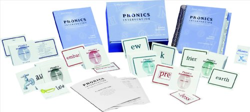 Saxon Phonics Intervention: Classroom Material: SAXON PUBLISHERS