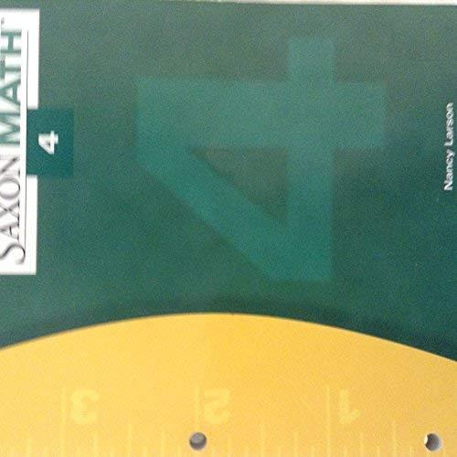 9781565774551: Saxon Math 4 Student Workbook Part 2