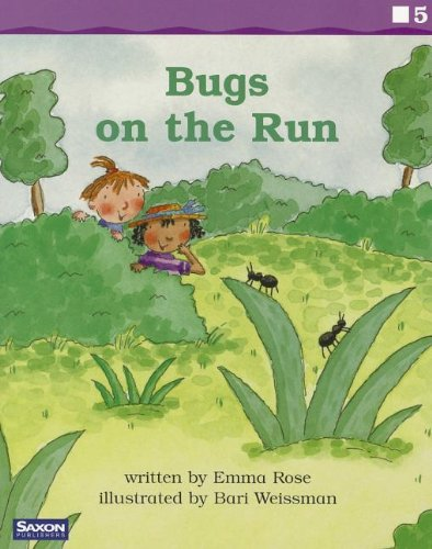 P&s K Frb05 Bugs on the Run (Manuf): Simmons