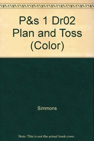 9781565775749: P&s 1 Dr02 Plan and Toss (Color)