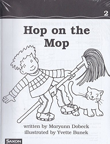P&s K Dr02 Hop on the Mop (Bw): Simmons