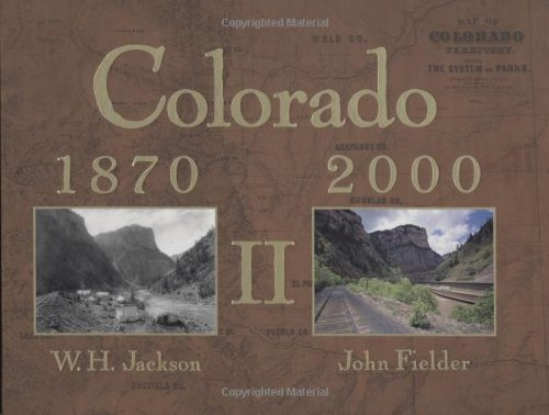 Colorado 1870-2000 II: Klucas, Gillian