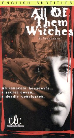 9781565802346: All of Them Witches (Sobrenatural) [VHS]