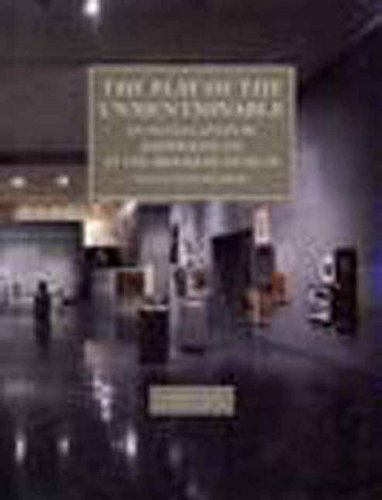 9781565840041: The Play of the Unmentionable: An Installation by Joseph Kosuth at the Brooklyn Museum