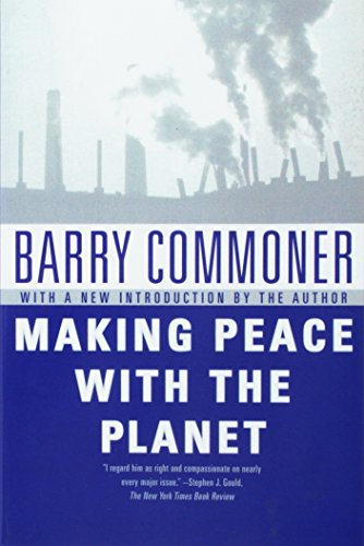 9781565840126: Making Peace with the Planet: A Step by Step Guide to Winetasting