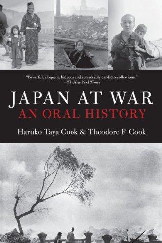 9781565840140: Japan at War: An Oral History