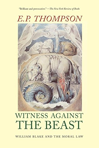 9781565840997: Witness Against the Beast: William Blake and the Moral Law