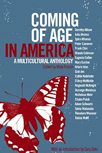 9781565841475: Coming of Age in America: A Multicultural Anthology