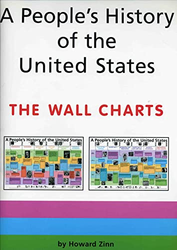 A People's History of the United States: Wall Charts (New Press People's History): ...