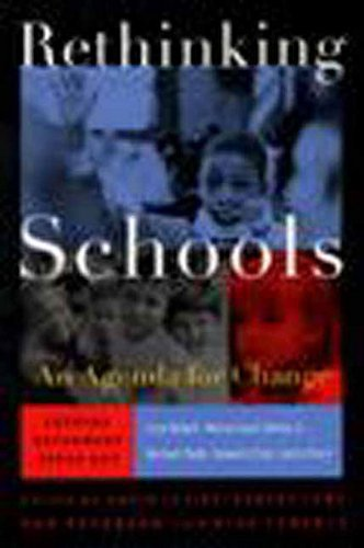 9781565842151: Rethinking Schools: An Agenda for Change