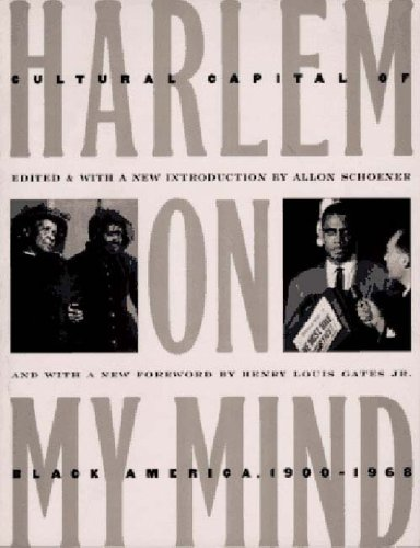 9781565842663: Harlem on My Mind: Cultural Capital of Black America, 1900-1968
