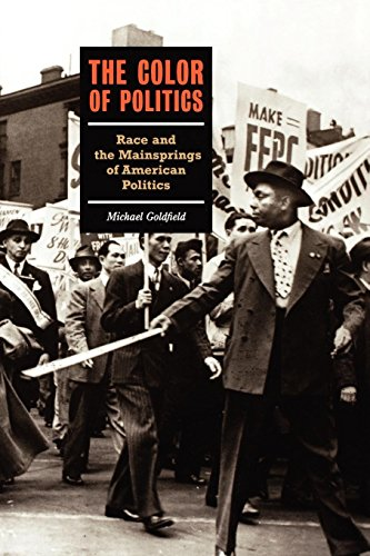 9781565843257: The Color of Politics: Race and the Mainsprings of American Politics