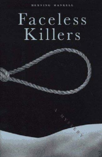 Faceless Killers *1/1 US true first edition*: Mankell, Henning; Murray, Steven T. (translator)