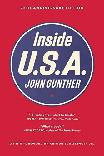 Inside U.S.A: Gunther, John
