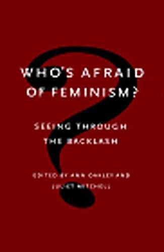 9781565843851: Who's Afraid of Feminism?