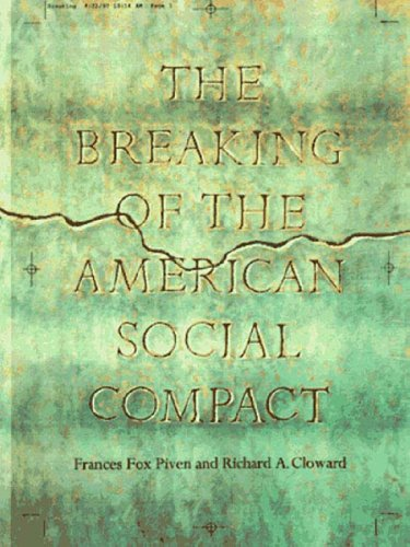 The Breaking of the American Social Compact: Frances Fox Piven,