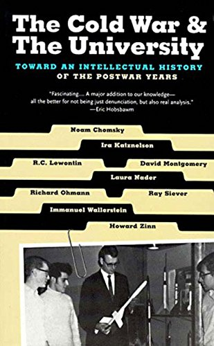 9781565843974: The Cold War & the University: Toward an Intellectual History of the Postwar Years