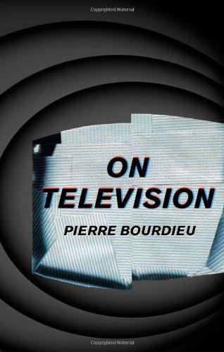 On Television: Pierre Bourdieu