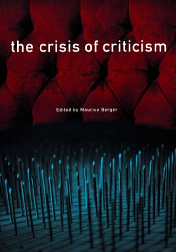 9781565844179: The Crisis of Criticism