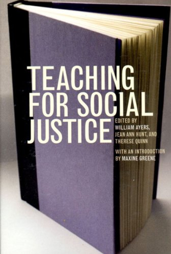 9781565844209: Teaching for Social Justice: A Democracy and Education Reader